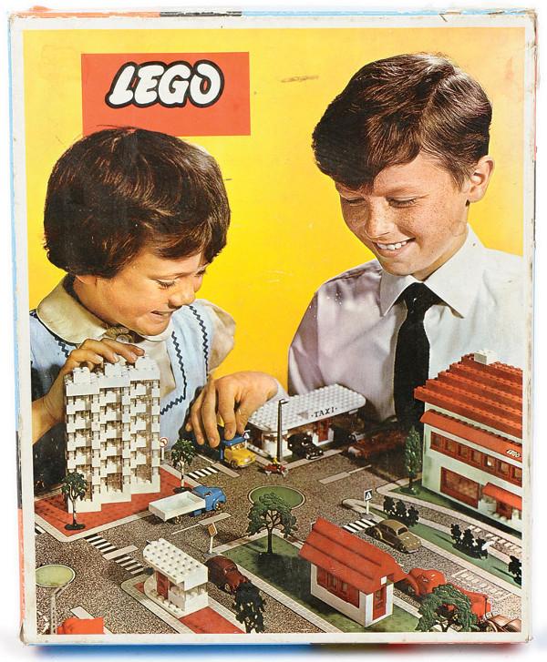 LEGO, 1960s
