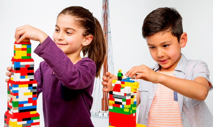 LEGO Fun: Saturday, May 12th 10:30-2PM (Register All Ages)