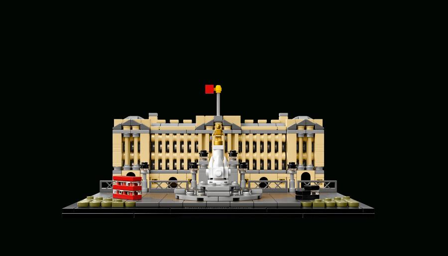 Build your own LEGO® Buckingham Palace