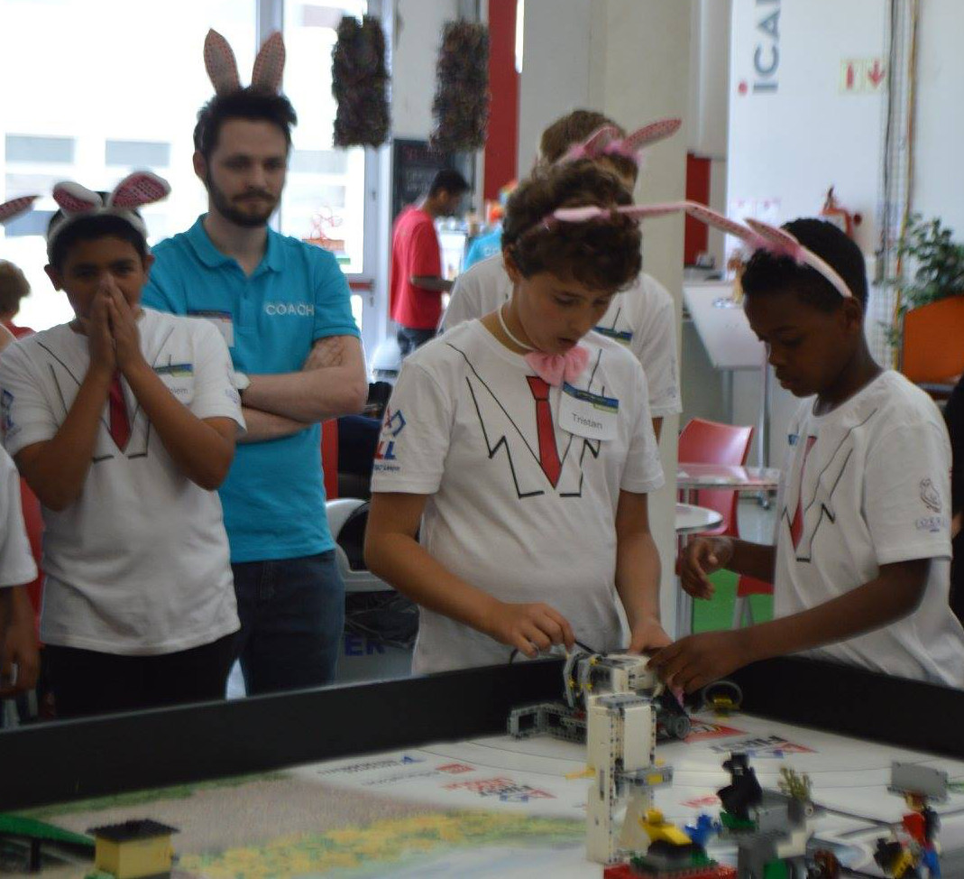 Forres Preparatory School Kiddiwinks #MadScientists First LEGO League South Africa