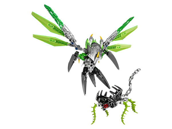 Bionicle Reboot Uxar Creature of Jungle