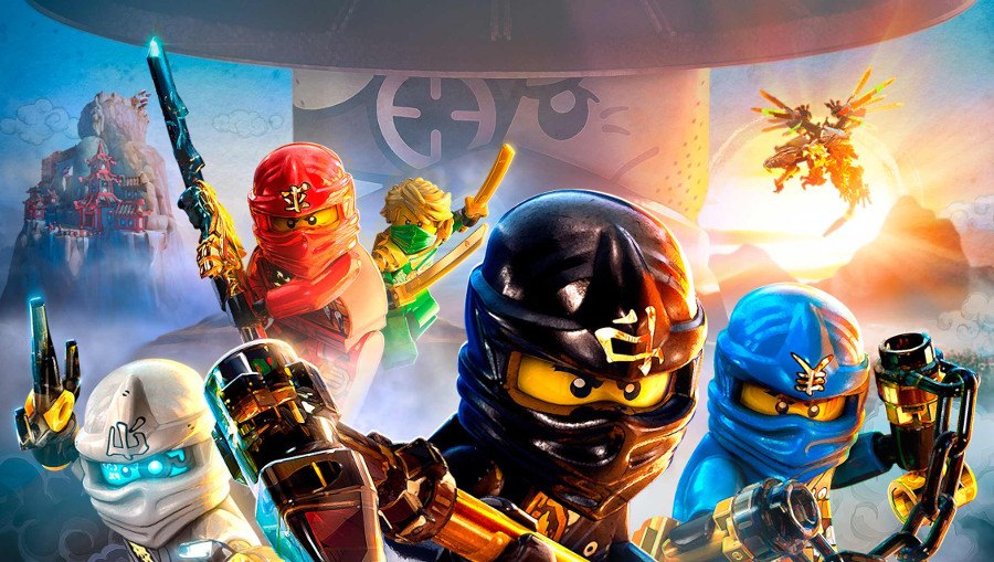 Another LEGO® film release for 2017: NINJAGO™