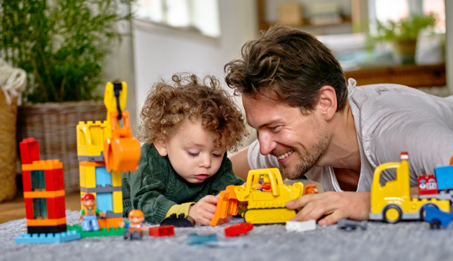 Why LEGO® DUPLO® bricks are the bridge for better building