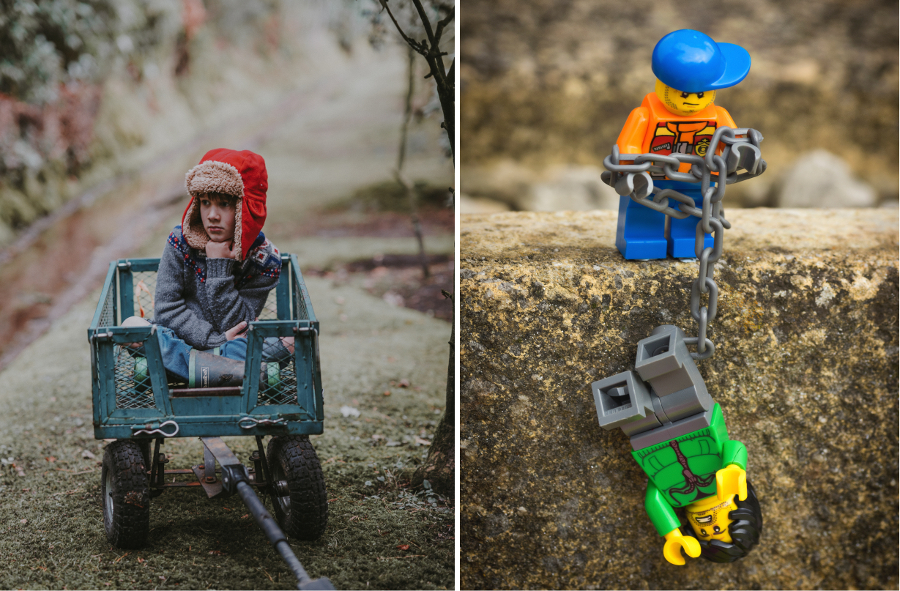 Turn boredom into fun these winter holidays with LEGO