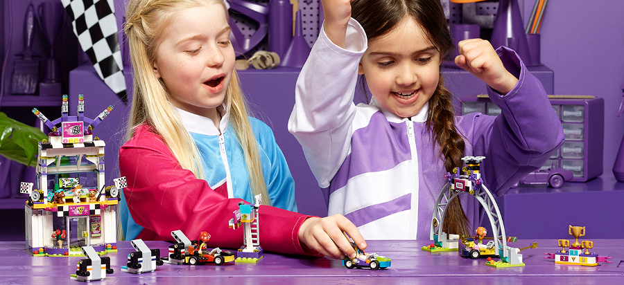 The day The LEGO® Group turned its focus to girls