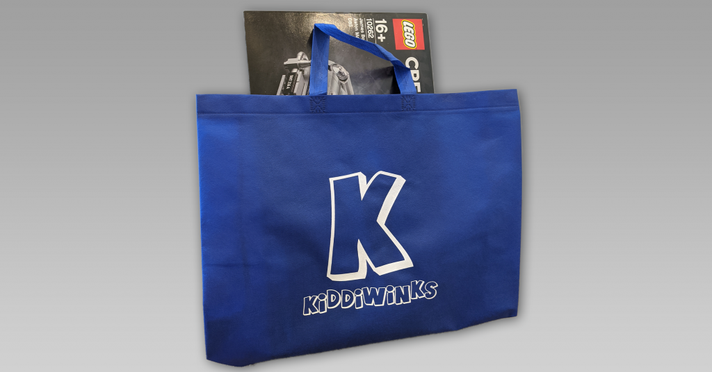 Kiddiwinks Fabric Bag