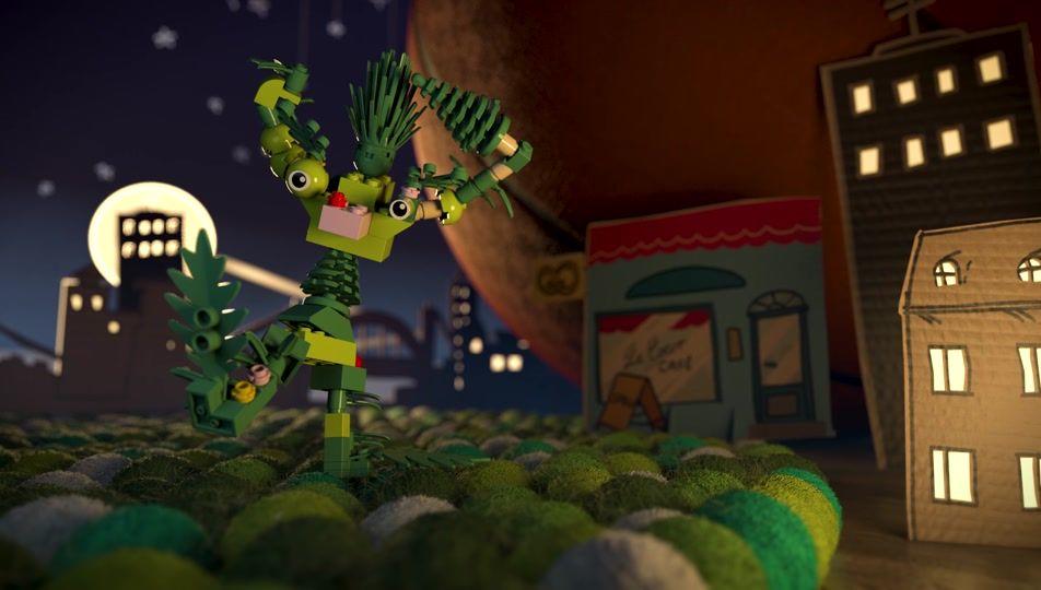 LEGO Plantyus Maximus